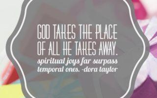 spiritual joys