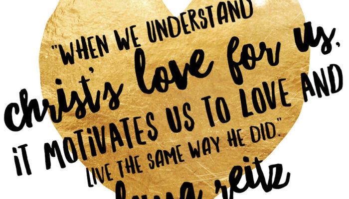 Christ's love motivates us